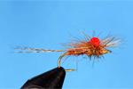 UV-Parachute Fliegen und Flashback Nymphen